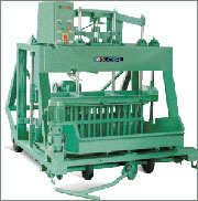 India Block making machine